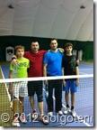 Андрей и Кирилл Барановы, Алексей и Влад Серафимовы