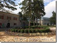 Светская резиденция черногорских правителей, получившая название «Бильярда»