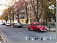 Киев. Улица Витрука. Сентябрь 2011 г.