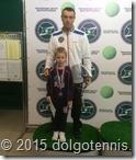 Кирилл Буданов со своим тренером