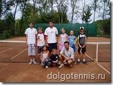 Август 2007 - Первые городские соревнования школьников г. Долгопрудного