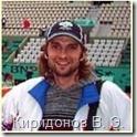 Киридонов Владимир Эдуардович. Старший тренер теннисной школы STAR&T.