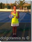 Лада Семёнова - финалист турниров в Греции