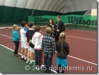 Итоги очередного игрового дня подводят директор ТЦ Баранова Людмила Николаевна и Михаил Дорофеев.