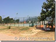 Теннисные корты в Баре