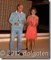 Александр Васильевич и Женя Кочины - победители турнира серии Amatour в итальянском городе Скарио.