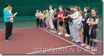 Участники Клубного турнира школьников