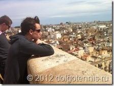 Валенсия - весь город как на ладони.