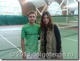 Макар Смоляков и Анастасия Мыскина. Жуковка, 08.11.2013 г.