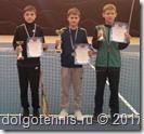 Иван Попов - победитель Кубка Гранд Теннис в Одинцово