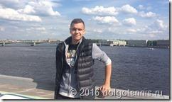 Макар Смоляков - чемпион Санкт-Петербурга в миксте.