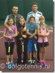 Группа 33, тренеры Кобец Т.И. и Никаноров М.А.