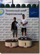 Андрей Иняткин - победитель турнира Pirogovsky Summer Camp