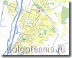 Дмитров карта-схема