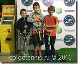 Со 2 местом Максима поздравили одногруппники Миша Зорин и Стёпа Бухарков.