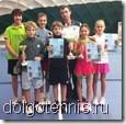 Новогодний турнир 25-12-2011 - Первые пять награждены дипломами