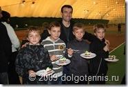 Турнир выходного дня в Мытищах. Октябрь, 2009 г.