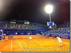 Теннисный турнир серии ATP Vegeta Croatia Open Umag. Финал пар Вердаско-Мареро против Гранолерса-Лопеса.