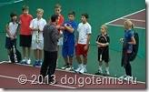 Главный судья Турнира Кобец Тимофей знакомит участников с регламентом соревнований.