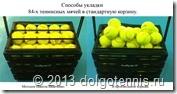 Укладка мячей по методу Никиты Иванченко.