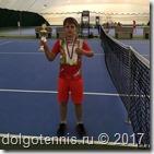 Иван Попов выиграл турнир в Истре