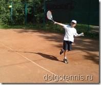 Саша Лаврентьев доиграл матч на турнире в Олимпийской деревне с переломом руки