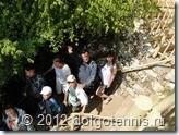Вход в пещеру Baredine