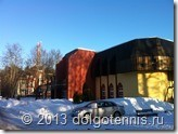 Дом отдыха Пялово. 27 марта 2013 г.