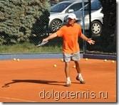 Дражен - один из ведущих тренеров Теннисной Академии Умага.