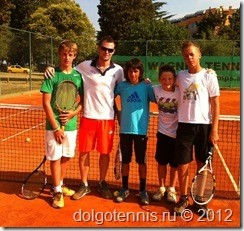 Rijeka Tennis Club Team
