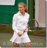 Евгения Кочина - четвертьфиналистка MG-2014 в составе сборной МФТИ.
