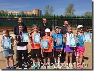 Коллективная фотография победителей и призёров Турнира ФТМО