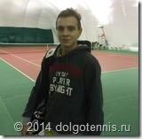 Макар Смоляков после победы в первом круге Кубка Кремля. 03.11.2014