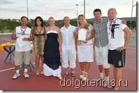 Победители турнира родителей