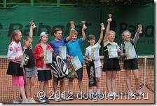 Сильнейшие теннисисты турнира: Артём Ерёменко, Макар Смоляков, Саша Лаврентьев, Дамир Халилов
