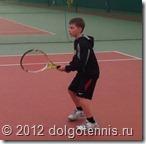 Сергей Хатунцев в финале турнира РТТ в Дмитрове
