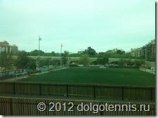 Футбольные поля в русле реки Турия (Rio Turia)