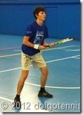 Секция тенниса МФТИ. Андрей Гаврилица. (ФФКЭ, 2 курс)