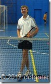 Секция тенниса МФТИ. Антон Нычкин. (ФПФЭ, 2 курс)