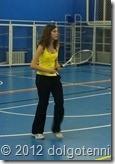 Секция тенниса МФТИ. Катя Богма. (ФАКИ, 1 курс)