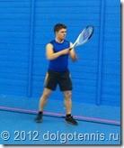Секция тенниса МФТИ. Шинкевич Михаил. (ФУПМ, 2 курс)