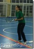 Секция тенниса МФТИ. Полина Павлович. (ФМБФ, 1 курс)