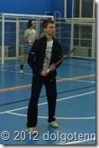 Секция тенниса МФТИ. Саша Ометов. (ФРТК, 2 курс)