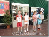 Ваня Попов занял второе место на турнире в Химках