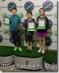 Призёры турнира: Дима Горюнов (2 место), Иван Макаров (2 место), Алиса Полетаева (3 место)