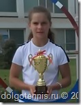Виктория Милованова выиграла финальный турнир Кубка РТТ