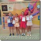 Лада Семёнова выиграла турнир РТТ Кубок Гранд Теннис