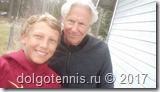 Филипп Гребенцов (Filipe Grebentsov) - победитель парого турнира Kaleva Open с великим Бёрном Боргом