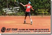 Филипп Гребенцов в своём родном клубе Ace Team