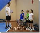 Фестиваль тенниса 18.12.2011 - 21